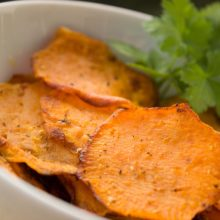 Snacking on Sweet Potato Chips Is Not The Best Idea