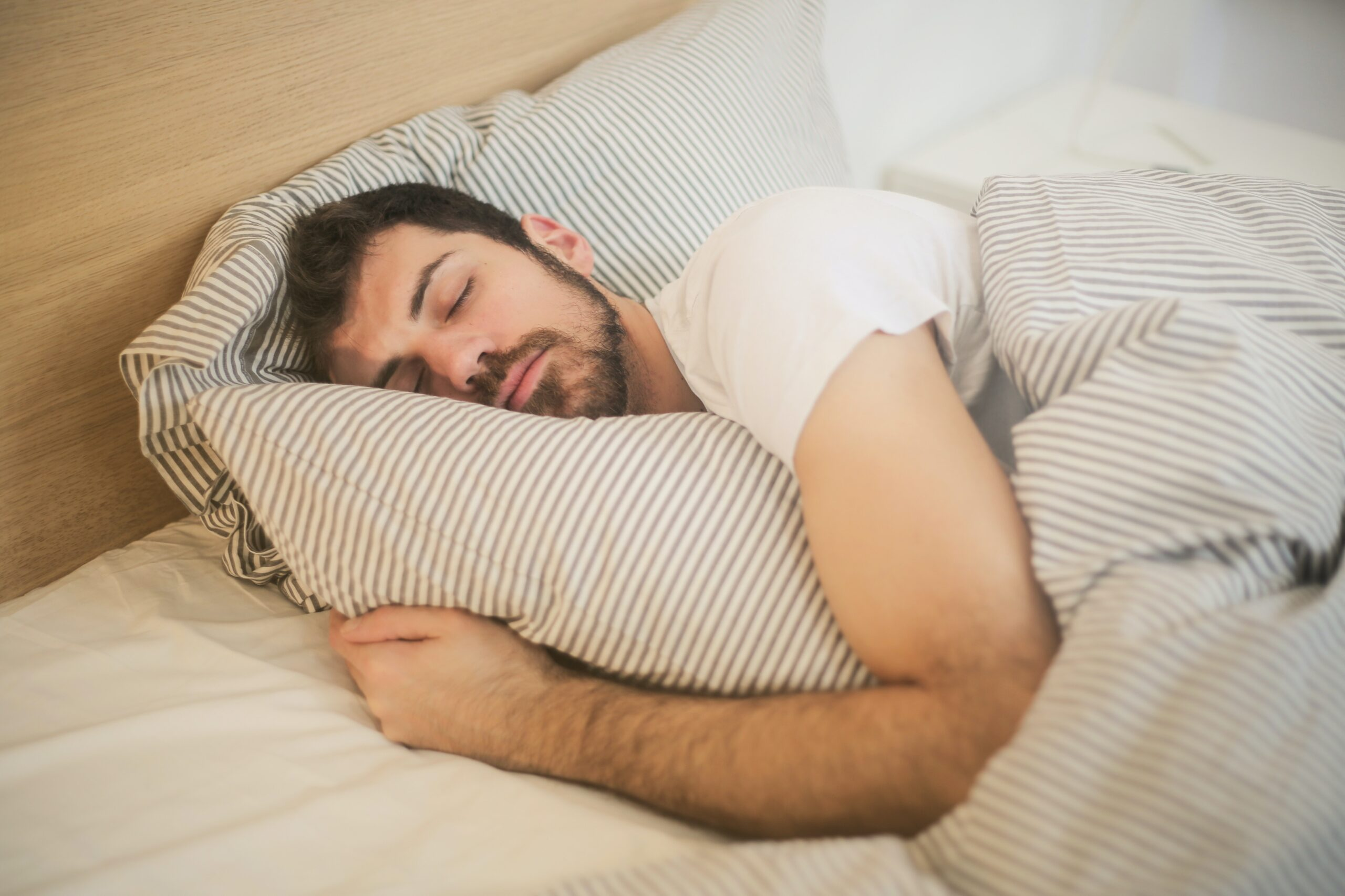 Healthy sleep habits: