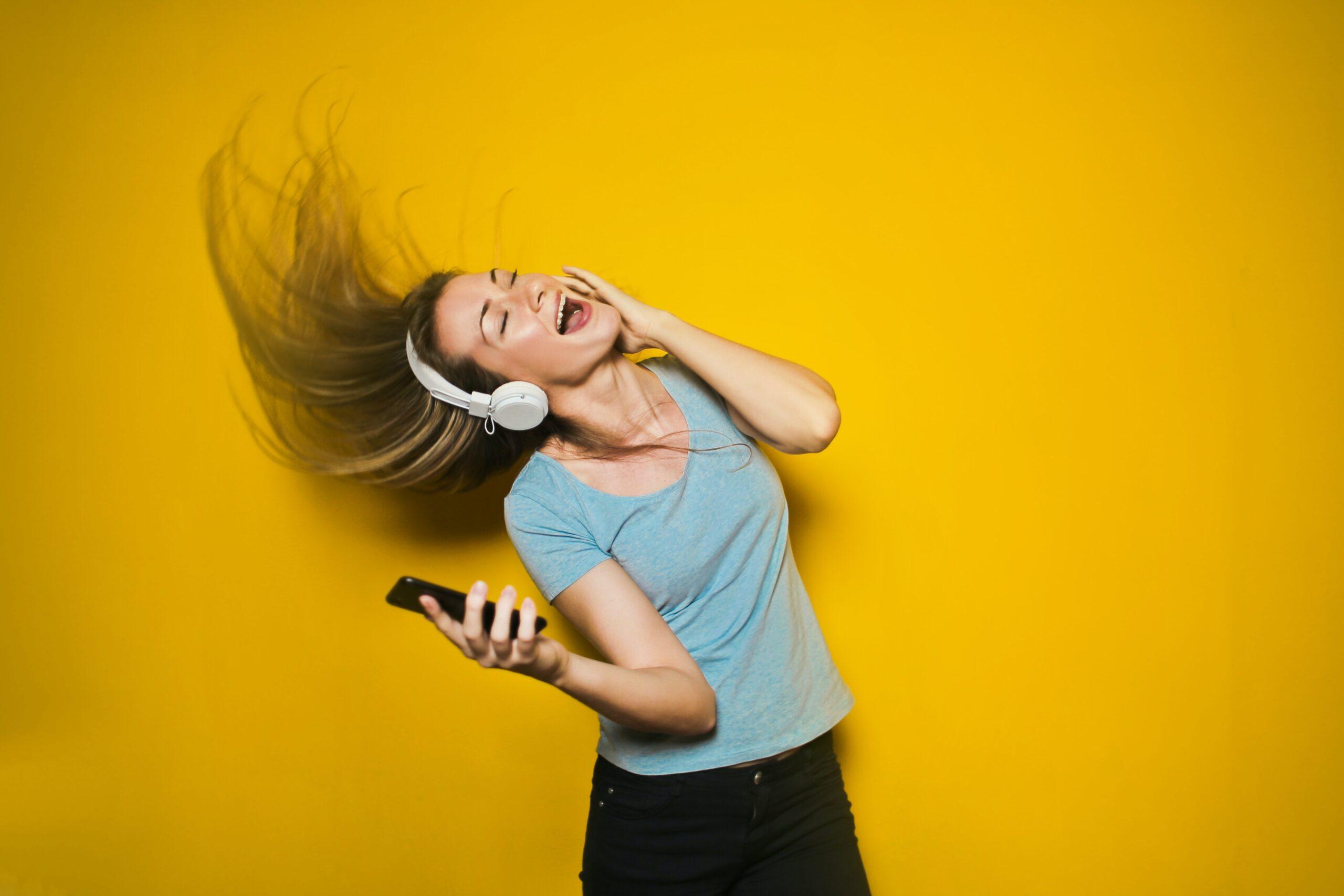 Music to reduce stress